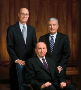 Mormon First Presidency