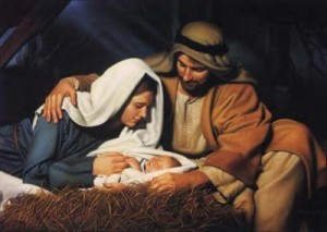 Mormon-Mary and Joseph