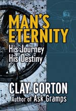 Man's Eternity book cover image.